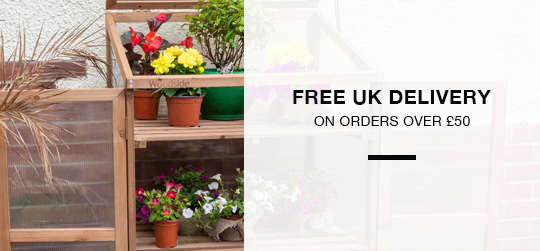UK Free Delivery on orders over £50